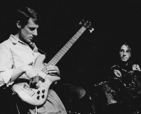 Markus Stauss-Musik-Basel, Ulterior Lux: Jean Chaine & Rémy Sträuli