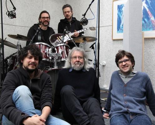 Spaltklang Quintett, Feb. 2013